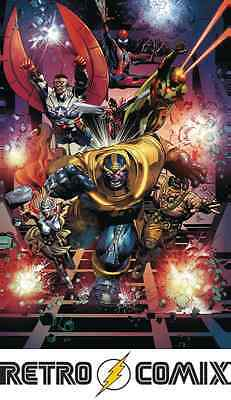 Marvel Thanos #10 First Print New/unread Bagged & Boarded