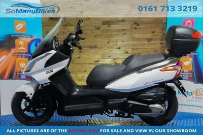 2013 13 Kymco Downtown - Full Service History