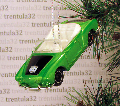 1969 Volkswagen Karmann Ghia Type 14 '69 Vw Green Christmas Tree Ornament Xmas