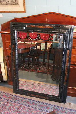 Large late nineteenth-century Flemish-style mirror - Reduced from $1490