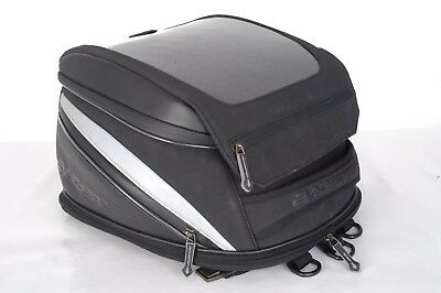 Bagster Canyon Adventure Bag For Tank Cover Or Easy Harness - Black- 10-16 Litre