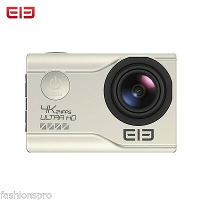 Elephone EleCam Explorer Elite 4K 2.0 inch Action Sport Camera 12MP WiFi Cam