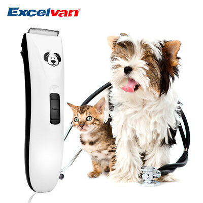 Pet Grooming Kit Ricaricabili Elettrico Gatto cane Clippers capelli Trimmer Set