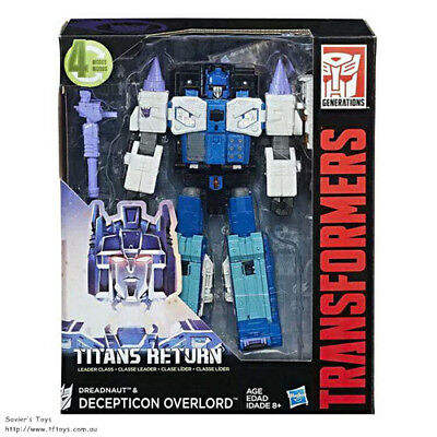 [Transformers] [new] Hasbro Titan Return Leader Class Overlord