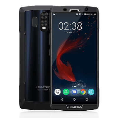 5.5'' DOOGEE BL5000 64GB+4GB 4G  LTE Smart Phone Android 7.0 Octa Core Dual 13MP