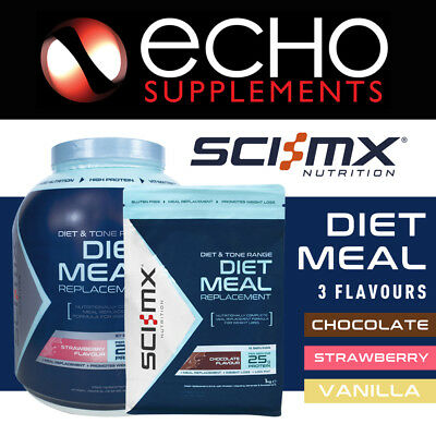 Sci-MX Nutrition Diet Pro Meal Replacement All Flavours Sizes - FREE Delivery!