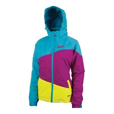 Giacca Snowboard Donna Protest Rocha Orchid