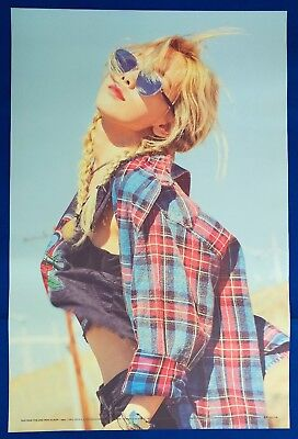 Taeyeon - SNSD GIRLS' GENERATION - Why (Ver.B) Official Posters New K-POP