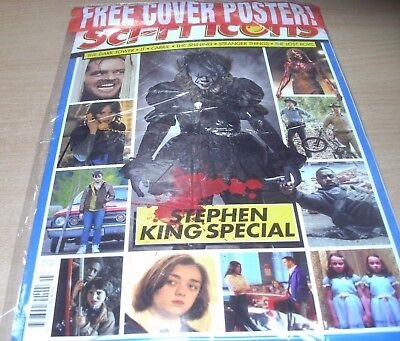 SciFi Now magazine presents Sci-Fi Icons TimeWarp: Stephen King Special #3