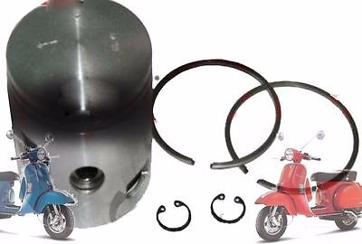 Vespa Px 200 / Cosa Piston Kit Assembly Std 66.50 Mm @aus