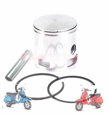 Vespa Px Lml Star Stella Piston Assembly 4Th O/s 58.6 Mm Flat Head @aus