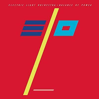 Electric Light Orchestra - Balance Of Power [CD]