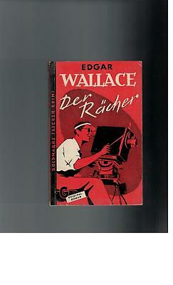 Edgar Wallace - Der Rächer - 1960