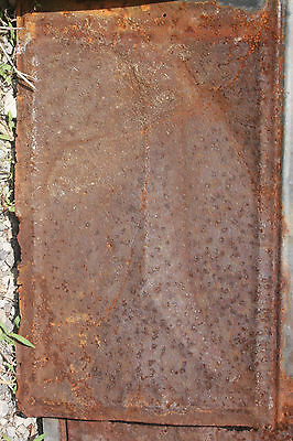 Reclaimed Vintage Roofing Tin Shingles or Shakes, 15 piece bundles