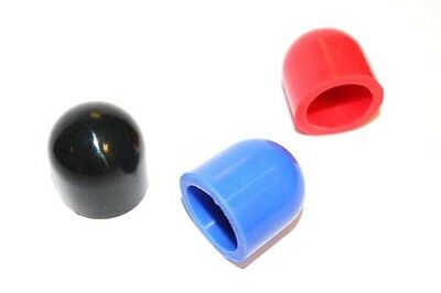 Silicone Hose End Blanking Caps Silicon Rubber Cap Off Bung Sizes 4mm - 32mm