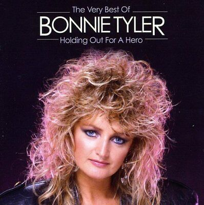 Bonnie Tyler - Holding Out For A Hero: The Very Best Of [CD]