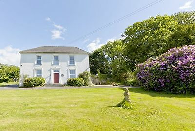 Big Self Catering Mansion House, Gardens, Sea Views w/e £1225 for 18 guests