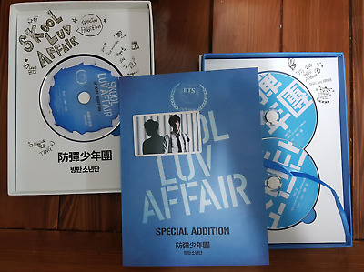 "KPOP - BTS Skool Luv Affair"" Mini Album Vol. 2 - Special Limitation Edition"