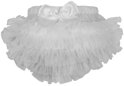 Baby frilly bow TUTU knickers Couche Tot nappy cover pants Spanish girl
