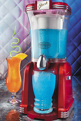 Nostalgia Electrics Retro Series Slush Machine, RSM650 New