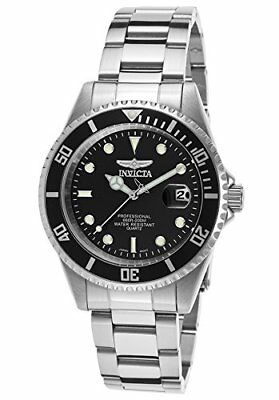 Invicta Men's Pro Diver Analog Quartz 200m Stainless Steel Watch 8932OB