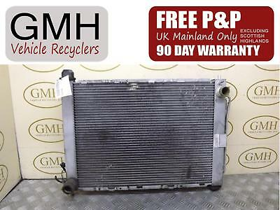 Renault Clio 1.5 Dci Diesel Water Coolant Radiator  With Ac 800688300  2009-13®
