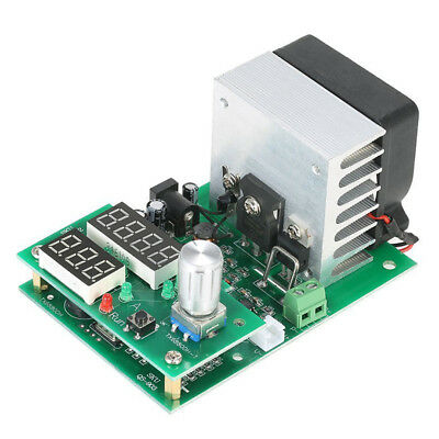Electronic Load 9.99A 60W 30V Power Supply Battery Capacity Tester Module J6X6