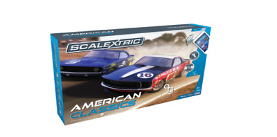Scalextric Set C1362 American Classics ARC System NEW