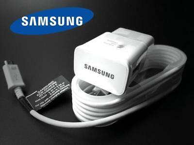 OEM Original Samsung Galaxy S7 S7 Edge Adaptive Fast Wall Charger & 5ft cable