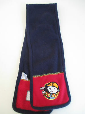Bob the Builder (official licensed) Fleece Scarf - One Size