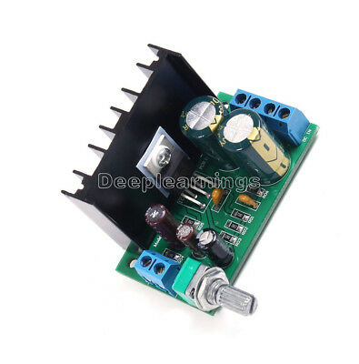 TDA2050 DC 12-24V 5W-120W 1 Channel Audio Power Amplifier Board Module