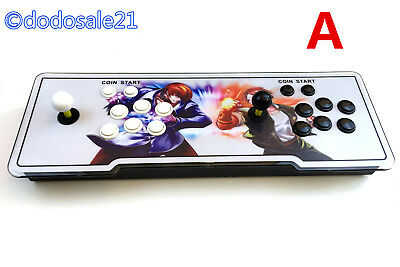 2017 875 in 1 Games Pandora Box 5S Double Stick Arcade Console Game Console US