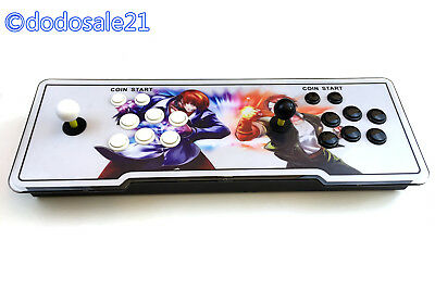2017 800 in 1 Games Pandora Box 4s Double Stick Arcade Console Game Console US