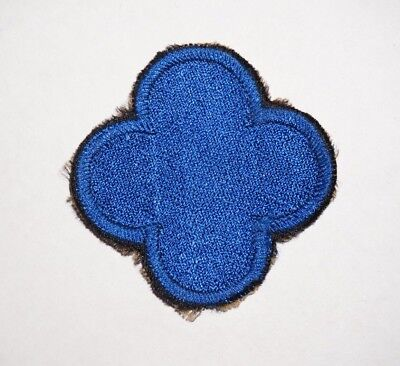 88th Infantry Division German Made Woven Patch WWII US Army P4707