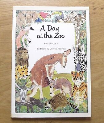 A Day at the Zoo by Sally Cedar Picture Storycards