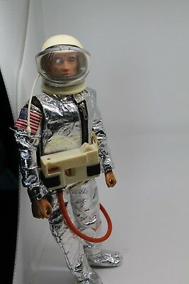 Palitoy * Action Man * Flock Hair * Astronaut * Top * 1972