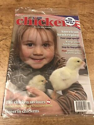 Your chickens magazine February 2013