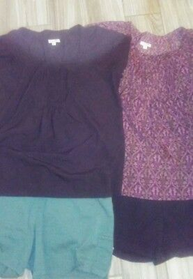 2 Nwot Liz lange maternity xxl  outfits 👶👶(read description)