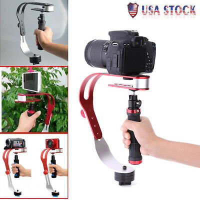 Handheld Video Stabilizer Steadicam Steadycam Hand Grip for GoPro Camera DSLR DV