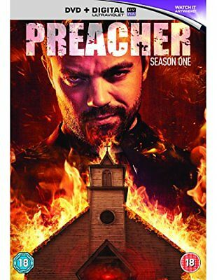 Preacher - Season 1 [DVD][Region 2]