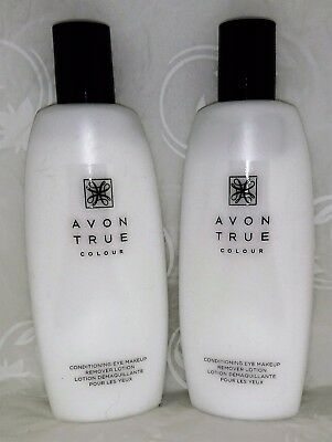 2 x Avon Conditioning Eye Make-up Remover Lotion - Gentle Formula 150ml NEW