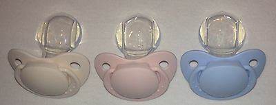 Adult Sized Silicone Pacifier/Dummy