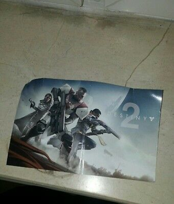 Destiny 2 confluence of Light Emblem code - gamescom 2017 (EXKLUSIV)