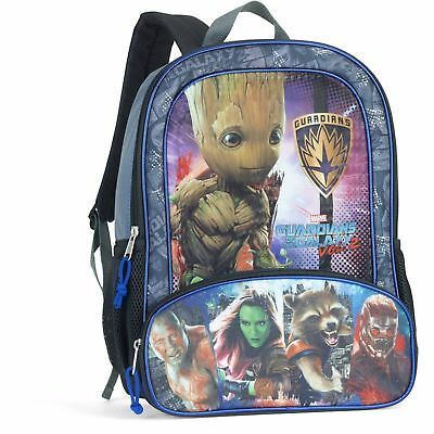 """Marvel Guardians Of The Galaxy 16"""" Full Size Backpack"""