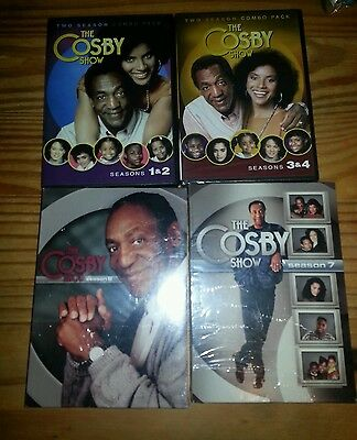 The cosby show season 1 2 3 4 7 8 new  1-2 is open