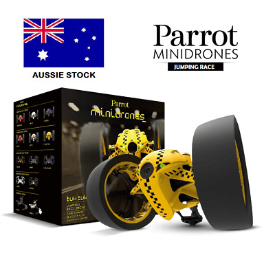 PARROT Jumping Race Drone TUK RC Smart Remote Control MiniDrone Mic Camera FPS