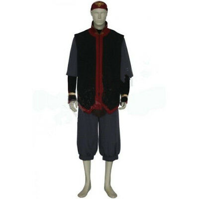Custom Made Avatar The Last AirBender Aang Cosplay Costume#SN