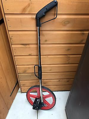 Trundle Wheel (used once)