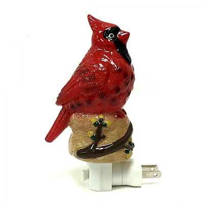 Adeline or Dreamerz NL2127 Red Cardinal Night Light
