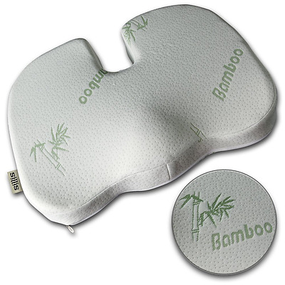 Seat Cushion, Sillis – WOW! Sitting at Your Computer Without Pain in Your Coccyx